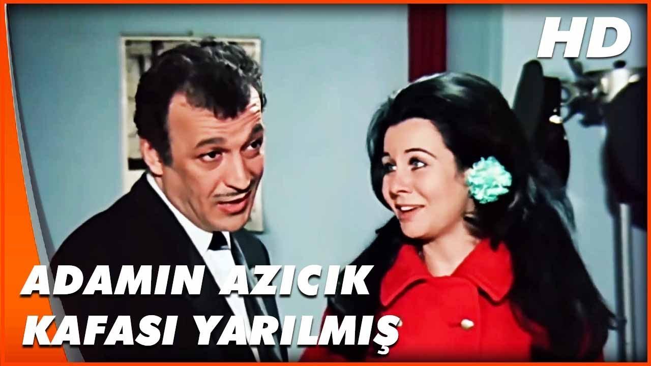 Menekşe Gözler | Sadri, Serap'ı Karakoldan Topluyor | Türk Komedi Filmi