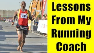 What I Learnt From My Sports Mentor & Running Coach