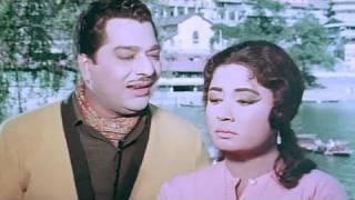 Mohabbat Se Dekha - Pradeep Kumar, Mohammed Rafi, Bheegi Raat Song