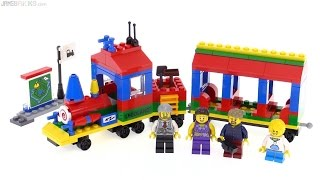 2016 LEGOLAND Train set review! 40166