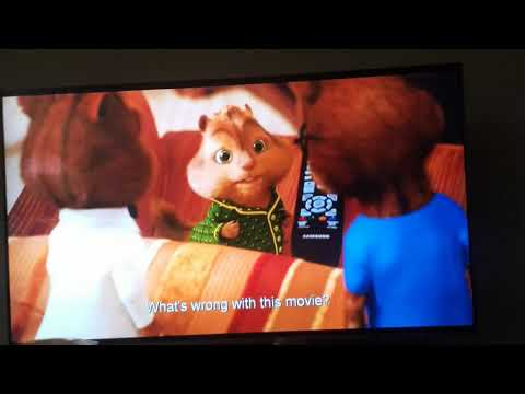 Alvin And The Chipmunks: Chipwrecked - The TV Remote
