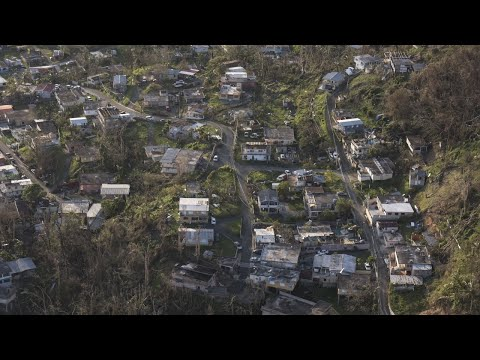 Balloons deliver cell service in Puerto Rico