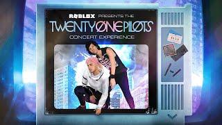 Roblox Presents the Twenty One Pilots Concert Experience