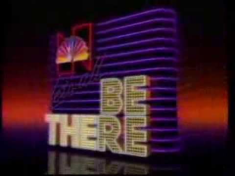 NBC News and Sports - various animations - 1980s