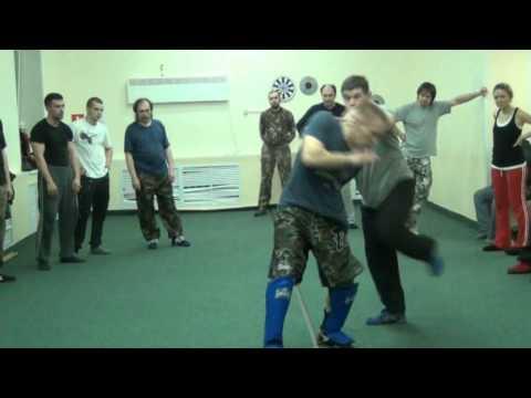 ИЗВОР Русский рукопашный бой Тренировки IZVOR Russian martial art