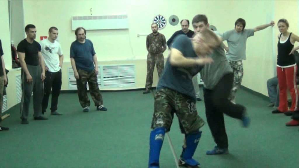 Извор русский рукопашный бой