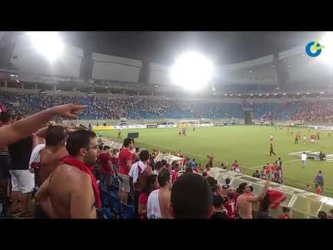 [VÍDEO] AMÉRICA MARCA NO APAGAR DAS LUZES E É CAMPEÃO POTIGUAR 2019