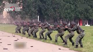 火球随时在身边爆开 武警特战日常训练场面惊心动魄|| 小央视频 火球 検索動画 25