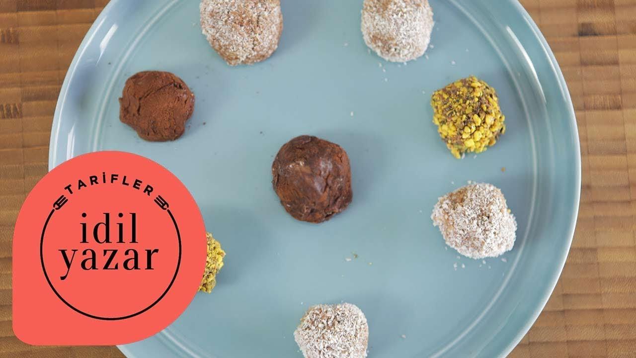 Kakao Kaplı Truf Çikolata Videosu 81