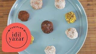 Trüf Çikolata Nasıl Yapılır ? - İdil Yazar - Yemek Tarifleri