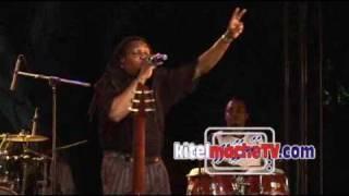 Eddy Francois, Afrikayiti, Live (Kitelmache.net / KitelmacheTV.com)