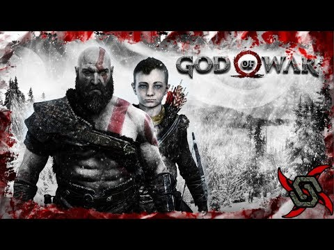 [LIVE] Adventure Time with Daddy Kratos....GOD OF WAR (PS4) Part #2!!!