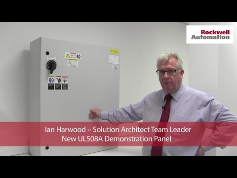A Demonstration Of The Standard For Industrial Control Panels