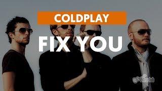 Fix You - Coldplay (aula de violão)