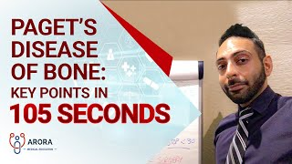 Paget's Disease Of Bone: Key Points In 105 Seconds!