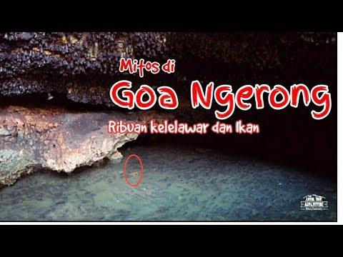 Goa Ngerong - Mitos Dilarang Memakan Ikan