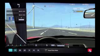 Gran Turismo 5 Max G-Force Test Acura NSX '91