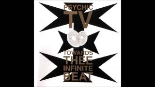 Psychic TV - Towards Thee Infinite Beat Waxtrax Vinyl - FULL ALBUM
