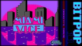 Crockett's Theme (Miami Vice) [Bitpop/Chiptune] - Tribute to Jan Hammer