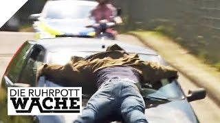 Todrank! Mann klebt auf Motorhaube   TEIL 1/2   Katja Wolf   Die Ruhrpottwache   SAT.1 TV