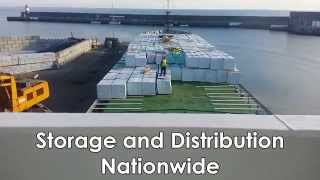 Wicklow Port      ~   Cargo Handling     CONWAYPORT
