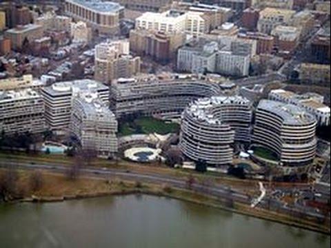 D.C. Watergate Hotel Parking Garage Collapses
