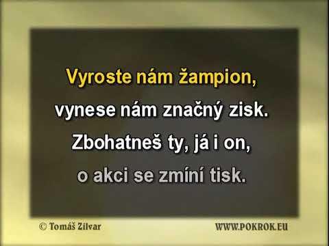 Žampiony - Ať žijí duchové DEMO, Karaoke, instrumental z www.svetkaraoke.cz