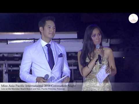 Part 2 - Miss Asia Pacific International 2016 Coronation Night