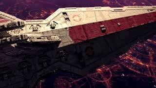 Star Wars Most Powerful Ship Republic Attack Cruiser