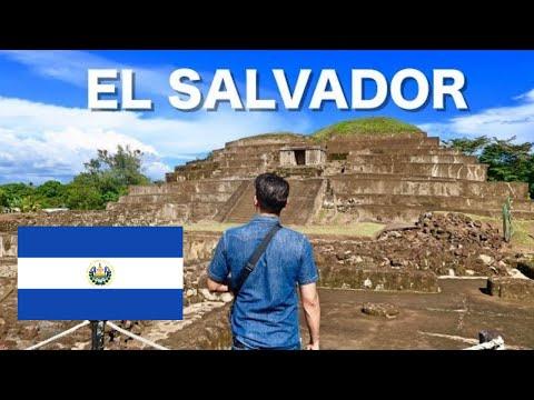 EL TAZUMAL in EL SALVADOR [Ruinas de Tazumal]