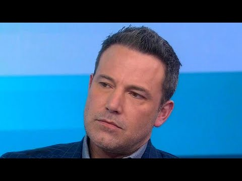 Ben Affleck Adresses Alcoholism, Says It's 'a Part of My Life and Something I Deal With'