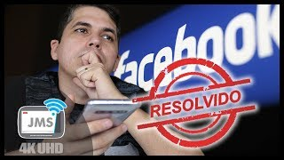 Facebook NÃO ENTRA RECUPERAR Conta do FACEBOOK BLOQUEADA - OFICIAL