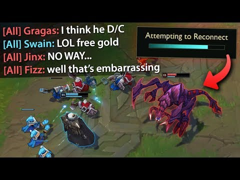 WATCH and TRY NOT TO CRINGE - League of Legends Montage