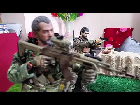 PMC SYRIA DAMTOYS BEST 1/6 SCALE FIGURE