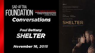 Conversations with Paul Bettany of SHELTER