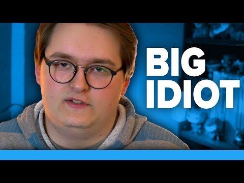 I am a large idiot of a man. | Auram