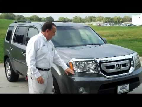 certified used 2009 honda pilot ex l for sale at honda cars of bellevue an omaha honda dealer. Black Bedroom Furniture Sets. Home Design Ideas