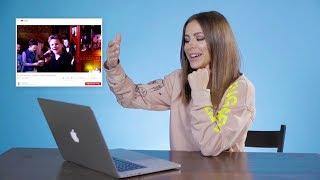 Ани Лорак смотрит каверы на свои песни