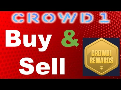 Crowd1 Buy and Sell I Crowd1 Refund I Crowd1 Presentation