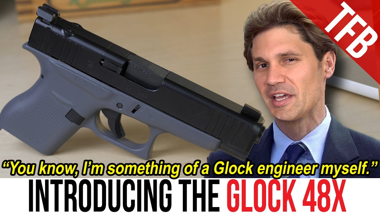 Introducing the Glock 48X: Glock 19 Performance from a Subcompact Frame?