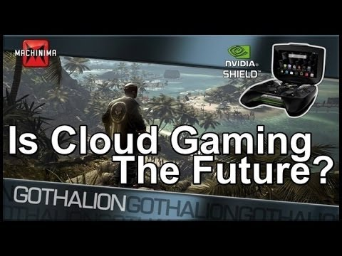 Is Cloud Gaming The Future? Streaming Dead Island from 2300 Miles away via Nvidia Grid!