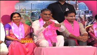 హరీష్ రావు ఛాలెంజ్లో ఓడిన కేటీఆర్ | Harish Rao Won in a Challenge against KTR