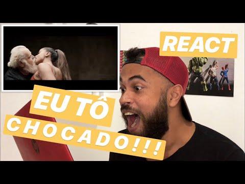 Anitta - Não Perco Meu Tempo REAÇÃO  REACT