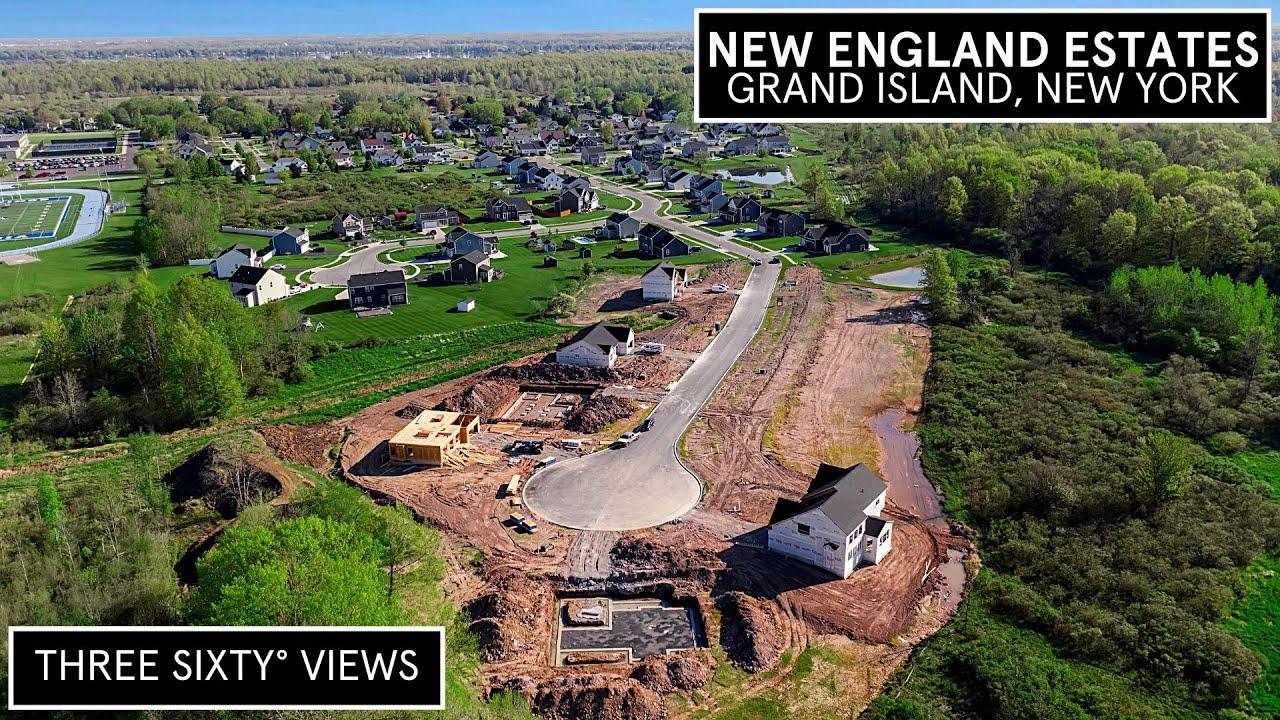 Forbes Capretto Homes New England Estates Video