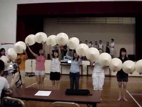 [Rehearsal] Vietnamese Conical Hat Dance - VNCNUS