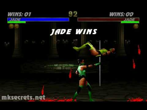 Video - Ultimate Mortal Kombat 3 - Fatality 2 - Jade