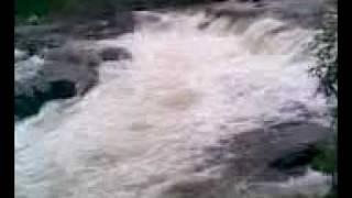 Vodopád Neiden