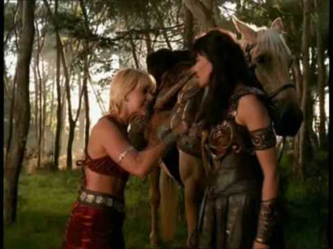 Xena (The Warrior - Scandal)