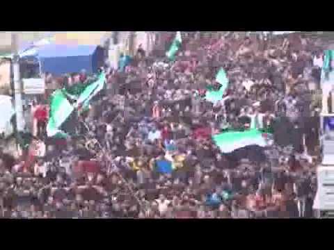 حماه   طيبة الامام   جمعة الزحف لساحات الحرية 30122011 ج1