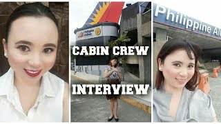 Philippine Airlines accepts online application only for Cabin Crew/Flight Attendant 2019